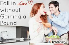 Is Dating Making You Fat? | via @SparkPeople #love #Valentine #romance #weight #Vday #health relationship, fit, cook shortcut, meal planning, idea, diet, weight loss, food, health