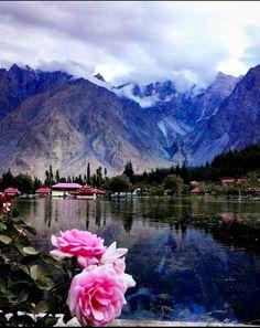 Shangrilla Resort, Pakistan.