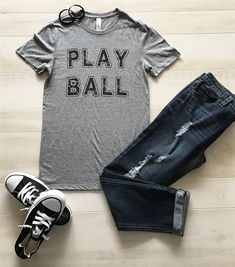 Baseball season is about to be in full swing! Sport these extra comfy vintage baseball tees with your favorite classic sayings. Whether it is your kid's game or a major league game, you are sure to love these shirts.