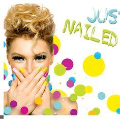 NAILED IT!  Your nails are speaking! We want colour! Long-lasting nail polish with perfect cover. It guarantees a perfect manicure from the first use. The very many colours make it possible to create many colour combinations and nail decorations.