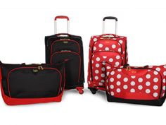 American Tourister Disney Luggage Giveaway