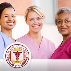 Want to advance your career? The accredited RN to BSN program at Pacific College is the perfect fit for Registered Nurses who are ready for the next step.