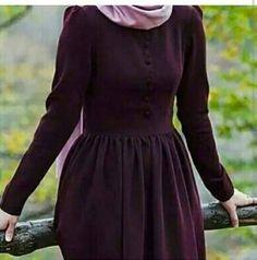 Islamic Fashion, Muslim Fashion, Modest Fashion, Fashion Dresses, Muslim Dress, Hijab Dress, Dress Skirt, Modele Hijab, Abaya Fashion