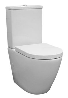Ellisse MKII Back to Wall Toilet Suite