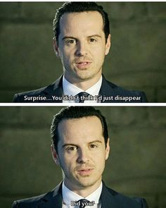 More Moriarty after the BTS credits! Sherlock The Final Problem. Season 4. Episode 3.