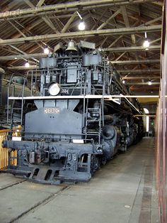 """C No. 1602 """"Allegheny"""" the 2-6-6-6 Allegheny was the most powerful American steam locomotive type ever built."""