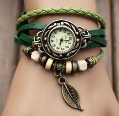 New Fashion Classic Leather Strap Roma Number Dial Quartz Woman Lady Wrist Watch WHS1 on Etsy, $7.39 AUD