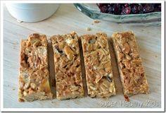 granola bars for kids