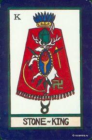 The Stone King - The New Tarot - Rozamira Tarot - Picasa Web Albums