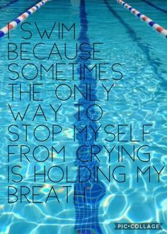 I love swimming, swimming tips, swimming diving, swimming pool quotes, swim Swimming Funny, Swimming Memes, I Love Swimming, Swimming Tips, Swimming Diving, Sea Diving, Swimming Sport, Swim Team Quotes, Swimmer Quotes
