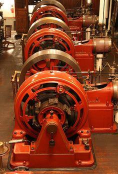 Pratt Engine Room 2 by nycgeo