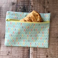 Your place to buy and sell all things handmade Sandwich Bags, Snack Bags, Plastic Wrap, Save Your Money, Medium Bags, How To Run Longer, Zero Waste, Safe Food, Reuse