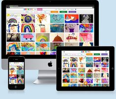 Digitally store your child's artwork with the Artkive app   storage solutions for artwork