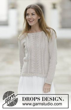 Excited to share the latest addition to my #etsy shop: Light lace top with cables in merino and cotton https://etsy.me/2JB174k #clothing #women #sweater #merino #handmade #womensclothing #dropsdesign #lace #top #GGLUXURYKNITS #romantic #cables #fashion