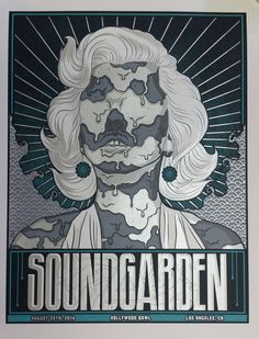 Soundgarden - Jim Mazza - 2014 ----