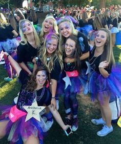 If you're involved with planning your chapter's bid day celebration, being creative, developing an eye for the details and getting organized is the key to executing a memorable event. Certainly your sorority has it's own traditions and training, but maybe there are a few new ideas you'd lik