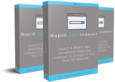 https://warriorplus.com/o2/a/cw0tz/0  Get your page or post indexed by search engines within minutes with our super easy to use #software Rapid SEO Indexer. Get #free, #targeted, search engine traffic #searchengine