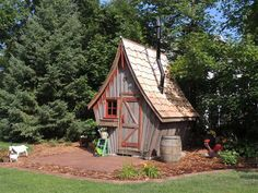 Rusticway play house