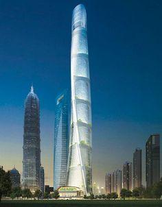 Gensler  Shanghai Tower