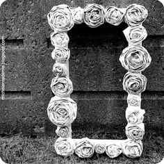 Reader Question: How Do You Make Your Newspaper Roses? - Michele Made Me
