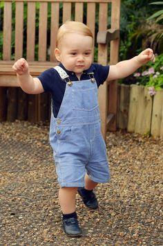Малыши и миллион: самые богатые дети на планете Принц Георг Александр Луис, 1 год, $1 млрд