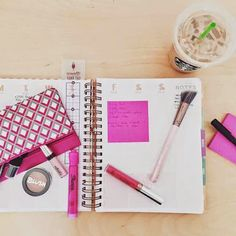 Getting Organized: Inkwell Press Planner