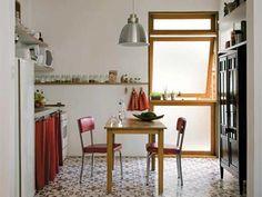 cortina de pia de cozinha