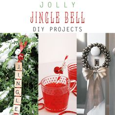 Jolly Jingle Bell DIY Projects - The Cottage Market