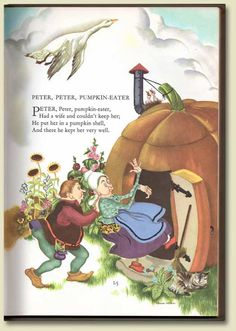 A virtual jigsaw puzzle from Jigidi Nursery Rhymes Lyrics, Old Nursery Rhymes, Nursery Songs, Vintage Books, Vintage Ephemera, Nursery Rymes, Rhymes For Kids, Children Rhymes, Pomes