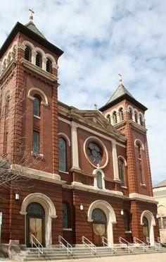 The Church! Sacred Architecture, Beautiful Architecture, Saint Josephs University, Terre Haute Indiana, St Joseph Catholic, Indiana State, Home Again, Wonderful Places, Cathedrals