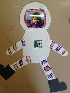 astronaut crafts for preschool printable astronaut craft would be to make it so 709