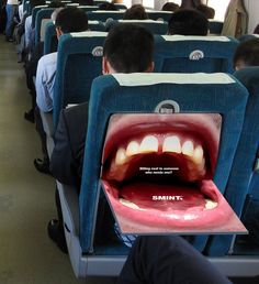 Super Creative and Funny Ads! Guerilla Marketing, Street Marketing, Experiential Marketing, Creative Advertising, Guerrilla Advertising, Advertising Campaign, Marketing And Advertising, Ads Creative, Print Advertising