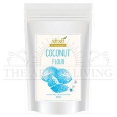 Sri Sri Superfoods Био Кокосово брашно (Coconut flour) - 200гр.    Хранителна безглутеновадобавка богата на протеини и фибри.