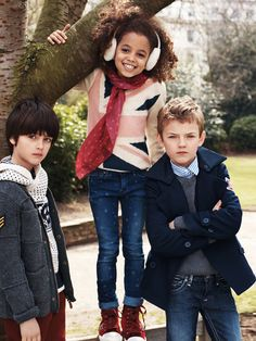 Pepe Jeans Autumn Winter 2013 Kids Campaign