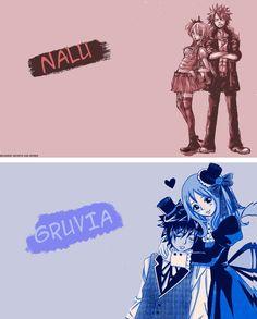 Nalu & Gruvia