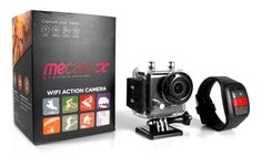 Groupon - MeCam X 1080p Waterproof WiFi Action Camera Bundle with Mounts and Accessories. Groupon deal price: $84.99