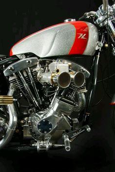 Up Close And Personal With A Fabulous Shovelhead Wow   #Knuckleheadz  #HarleyDavidson