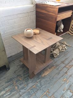 The Smith Table by J. Hess Designs.  Jhessdesigns.com