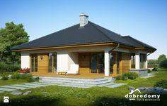 Julita, 109,0 m² - zdjęcie od Pracownia Projektowa Dobre Domy Flak & Abramowicz