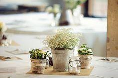 Wedding, Flowers, Reception, White, Green, Centerpiece
