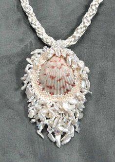 shell bezel around a shell