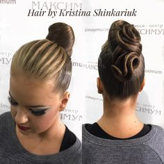 "97 Likes, 1 Comments - Кристина Шинкарюк (@k_shinkariuk_stylist) on Instagram: ""▪️Hair by Kristina Shinkariuk ▪️ . . #hairdresses #hairstyle #hair #mua #muah #stylist…"""
