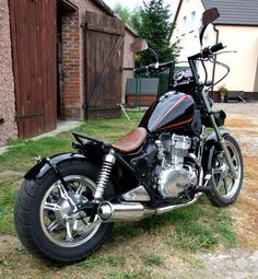 Kawasaki EN 500 - Menda | Custom Motorcycles Poland Blog