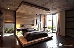 Aupiais House by Site Interior Design   HomeDSGN, a daily source for inspiration and fresh ideas on interior design and home decoration.