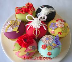 These Japanese cupcakes are too stunning to eat