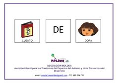 CUENTO DE DORA ASOCIACIÓN MOLDEA Atención Infantil para los Trastornos del Espectro del Autismo y otros Trastornos del Des...