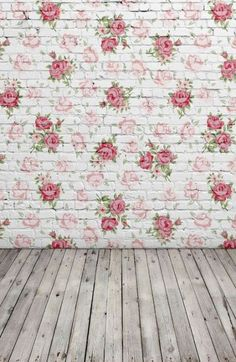 "R0390 Backdrop//Background for 18/"" doll or similar doll"