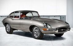 The Jaguar Classic...