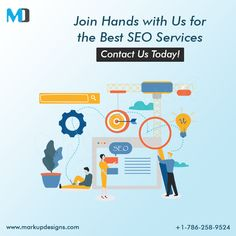 Find out how Markup Designs can help your website leap to the top of the search engines with our innovative & transparent search engine optimization (SEO) services. Contact us today for your quote. Search Engine Advertising, Search Engine Marketing, Best Seo Services, Digital Marketing Services, What Is Seo, Best Seo Company, Seo Agency, Search Engine Optimization, App Development