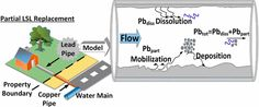 Modeling Soluble and Particulate Lead Release into Drinking Water from Full and Partially Replaced Lead Service Lines